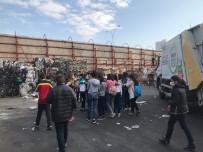 MALTEPE BELEDİYESİ - Maltepeli Öğrenciler Atık Toplama Tesisinde