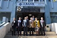 İLLER BANKASı - MASKİ İle İller Bankası Arasındaki İşbirliği Güçleniyor