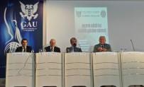 İLETİŞİM FAKÜLTESİ - Medya Gözü İle Kıbrıs Çözüm Süreci, GAÜ'de Masaya Yatırıldı