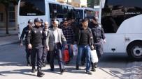 NEVRUZ - Mersin'de Terör Zanlısı 27 Kişi Adliyeye Sevk Edildi