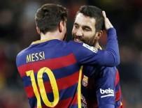 ARDA TURAN - Messi'den şoke eden Arda Turan şartı
