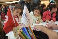 SOSYAL HİZMETLER - Minikler Dünya Su Gününü Kutladı