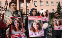PROTESTO - Muhterem Göçmen Cinayetinde 'İyi Hal' Tepkisi