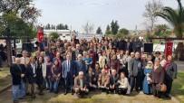 GAZİLER DERNEĞİ - Nazilli'de Görüşemeyen Sümerbank Emeklileri Buluşturuldu