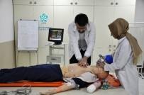 SIMÜLASYON - NEÜ'de Tıp Ve Sağlık Öğrencilerine Uygulamalı Eğitim