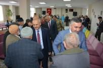 Niğde Valisi Ertan Peynircioğlu; 'Yaşlılar Başımızın Tacıdır'