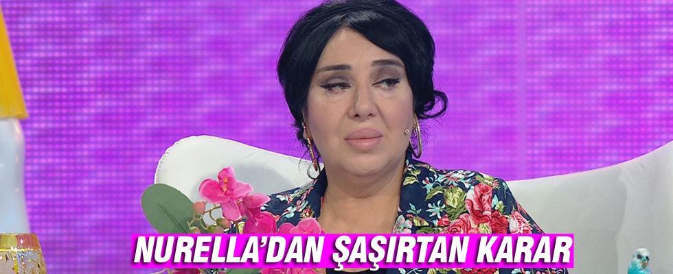 Nur Yerlitaş moda programını bıraktı