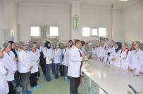 Oba Makarna Üretim Tesisleri, Diyetisyen Adaylarını Ağırladı