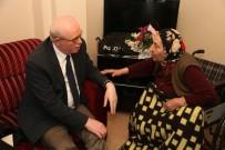 BÜYÜKDERE - Odunpazarı Belediyesinden 104'Lük Çınara Saygı