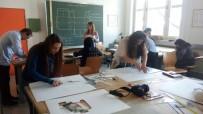 BUDAPEŞTE - Öğrenciler Staj İçin Viyana'ya Gitti