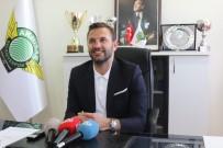 Okan Buruk, Akhisar Belediyespor'a İmzayı Attı