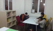 Okuma Salonlarına Yoğun İlgi