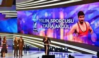MİLLİ GÜREŞÇİ - Olimpiyat Şampiyonu Taha Akgül Yılın Sporcusu Seçildi