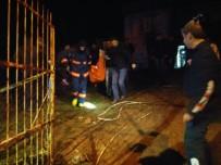 CENAZE - Evde şiddetli patlama! Öğretmen hayatını kaybetti