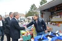 İL GENEL MECLİSİ - Pazarcı Esnafından 'Evet' Kampanyasına Destek İstediler