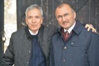 SABAH GAZETESI - Sabah Gazetesi Yazarı Donat'tan Başkan Köksoy'a Ziyaret