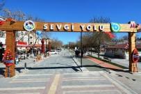 MÜREFTE - Şarköy İnönü Prestij Caddesi Sevgi Yolu Ve Mürefte Atatürk Prestij Caddesi Hizmete Açıldı