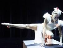 SERENAY SARIKAYA - Serenay Sarıkaya, rolüne üç ay boyunca özel dans dersi alarak hazırlandı