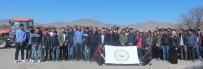 ZEKERIYA GÜNEY - Seyrani Ziraat Fakültesinden Kayseri Şeker Pandoğa Çiftliğinde Uygulamalı Eğitim