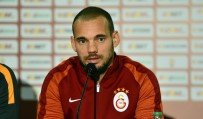 WESLEY SNEIJDER - Sneijder: Türkiye'den ayrılmayı…