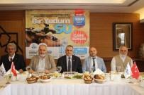 BASIN MENSUPLARI - 'Su Kuyu Projesi' Kocaeli'de Tanıtıldı