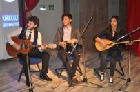 KıRıKKALE ÜNIVERSITESI - Sungurlu MYO Öğrencileri Aşık Veysel'i Andı