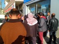 CEYLANPINAR - Suriyelilere Bankamatik Kartı