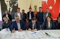 TOPLU SÖZLEŞME - Tepebaşı'nda 280 İşçiyi Kapsayan Toplu Sözleşme Sevinci