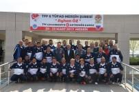DIPLOMASı - TFF Grassroots C Antrenör Kursu Mersin'de Başladı