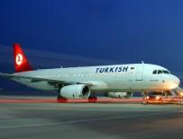 NOVOSIBIRSK - THY Novosibirsk'ten İstanbul'a yapılan uçuşları durduracak