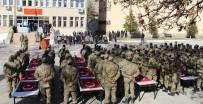 YEMİN TÖRENİ - Tunceli'de 168 Güvenlik Korucusu Yemin Etti