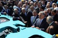 Türkiye'nin İlk Yeni Nesil Milli Yük Vagonu Görücüye Çıktı