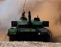Türkiye'ye tank savunma sistemi satışına yasak