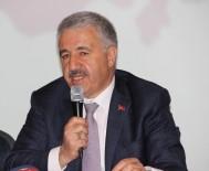 Ulaştırma, Haberleşme Ve Denizcilik Bakanı Arslan Açıklaması