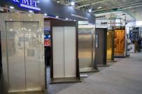 BİLİM SANAYİ VE TEKNOLOJİ BAKANLIĞI - Uluslararası Asansör Fuarı 15'İnci Kez Kapılarını Açtı