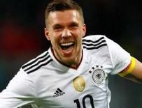 GALATASARAY - Ve Lukas Podolski resmen veda etti!