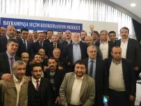 ADALET BAKANI - Adalet Bakanı Bekir Bozdağ, Bayrampaşa'daki 'Sevgi Kafe'nin Açılışını Yaptı