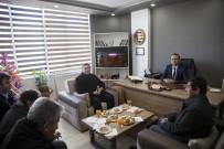 ESNAF VE SANATKARLAR ODASı - Ahlat'ta Proje Ve Danışmanlık Bürosu Açıldı