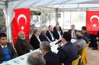 TERÖRİSTLER - Ak Parti Genel Sekreteri Gül'den Şehit Ailesine Ziyaret