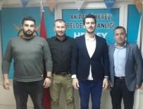 CEYHAN - AK Parti Kepez'de Bayrak Değişimi