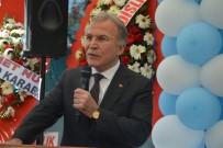 MEHMET ALI ŞAHIN - AK Parti'li Şahin'den Merkel'e Sert Çıkış
