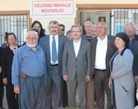 AK Parti'li Ünüvar Açıklaması 'Milletin Gönlüne Girmeyen Sandıktan Çıkamaz'