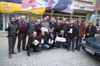BAŞÖRTÜSÜ - AK Parti Trabzon Milletvekilleri Referandum Çalışmalarını Sürdürüyor