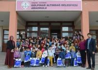 Altındağ'da Anaokulu Öğrencilerine Temizlik Eğitimi