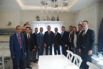 SARıLAR - Anadolu Makam Şoförleri Derneği'nde Genel Kurul Yapıldı
