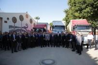 SOSYAL HİZMETLER - Antalya'dan Cerablus'a Eğitim Köprüsü