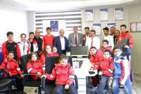 DOĞU ANADOLU - Aras 12 Martspor'da Yılın Oscarları Kayakçılara