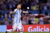 BREZILYA - Arjantin'i Messi sırtladı