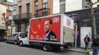 BRÜKSEL - Avrupa'nın Yasakları Türkleri Durduramıyor