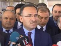 CEMIL BAYıK - Bakan Bozdağ'dan teröristlerin 'hayır' çağrısına sert tepki